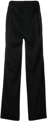 Y/Project Y / Project double waistband trousers