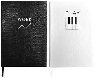 Sloane Stationery Work & Play Monochrome Journals