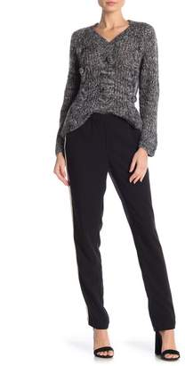 Anna Sui Solid Crepe Pants