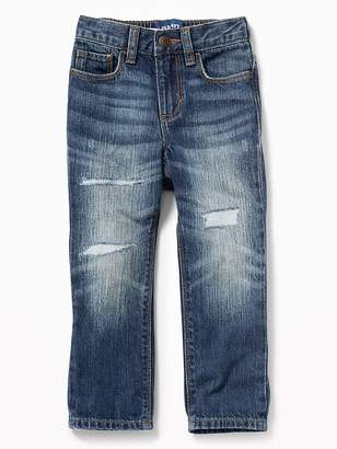 Old Navy Relaxed Rip-&-Repair Jeans for Toddler Boys