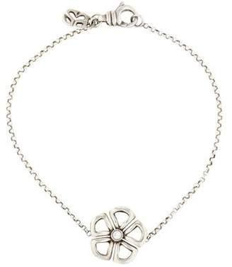 Slane Diamond Flower Bracelet