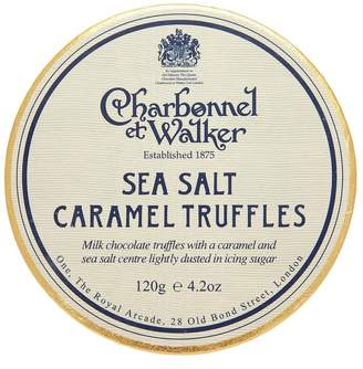 Charbonnel et Walker Sea Salt Caramel Truffles 120g