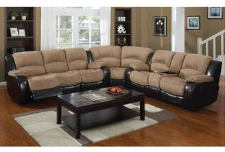 E-Motion Furniture Asher Reclining Sectional