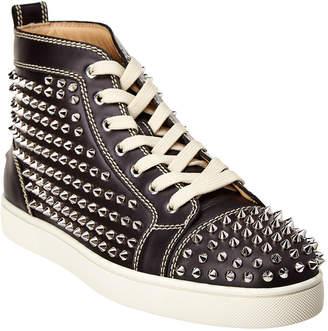 Christian Louboutin Louis Spikes Sneaker