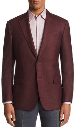 Giorgio Armani G-Line Textured Tailored Fit Jacket