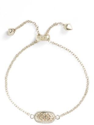 Women's Kendra Scott Elaina Bracelet $55 thestylecure.com