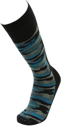 Camouflage Winter Sports Tall Socks