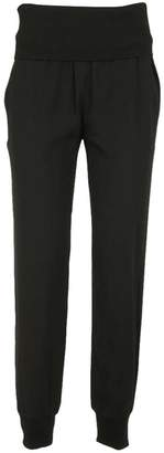Theory Ribbed Details Leggings