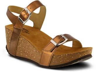 Spring Step Shiri Wedge Sandal - Women's