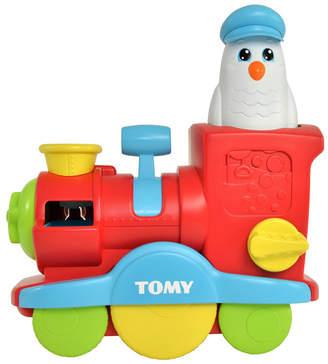 Tomy Optimum Fulfillment Bath Bubble Train Blast