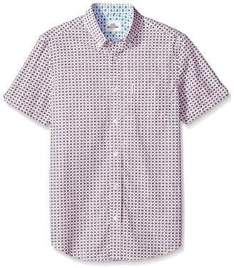 Ben Sherman Men's Short Sleeve Daisy Print