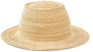 Small-Brim Bolga Hat - Natural - Indego Africa