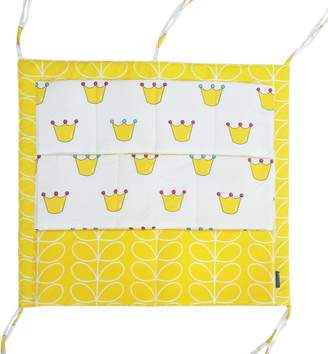 THEE Baby Nursery Organizer for Clothing Diapers Toys Hanging Storage bag