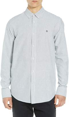 Obey Eighty-Nine Pinstripe Sport Shirt