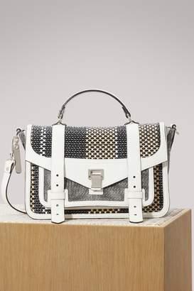 Proenza Schouler Woven PS1+ Medium handbag