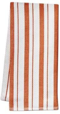 Williams-Sonoma Williams Sonoma Classic Stripe Towels, Set of 4, Pumpkin Orange