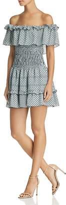 Parker Hali Off-the-Shoulder Dress