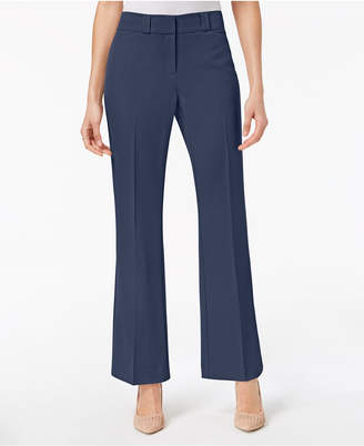Alfani Curvy Bootcut Pants