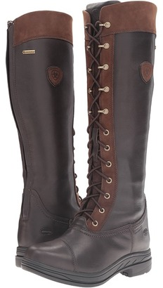Ariat - Coniston Pro GTX Insulated Cowboy Boots $399.95 thestylecure.com