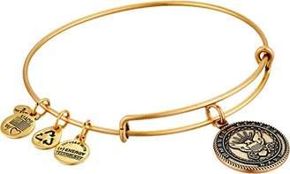 Alex and Ani Armed Forces US Navy Expandable Bangle Bracelet