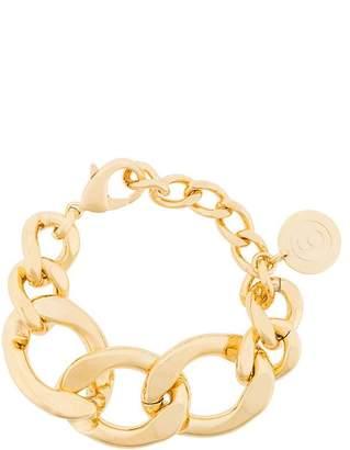 MM6 MAISON MARGIELA oversized cable chain bracelet
