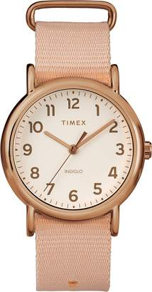 Timex Women's Casual Style Collection Dial Quartz Watch (Model: TW2R59600GP)