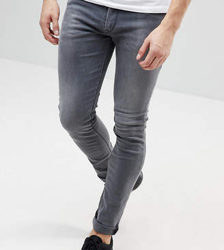 Replay Jondrill Skinny Jeans Gray