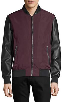 Karl Lagerfeld Classic Bomber Jacket
