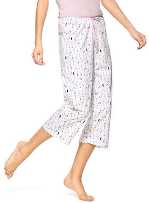 Hue Dwink Dwink Cotton Capri Pyjama Pants