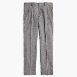 J.Crew Ludlow Classic-fit suit pant in Italian herringbone flannel wool blend