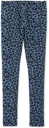 Carter's Little & Big Girls Leopard-Print Leggings