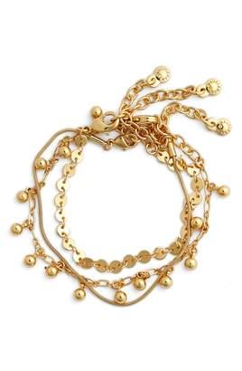 BaubleBar Asteria Set of 3 Bracelets