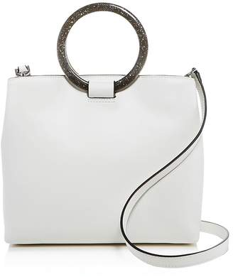 Nasty Gal Ring Master Faux Leather Tote