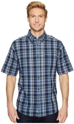 Woolrich Classic Fit Eco Rich Timberline Short Sleeve Shirt Men's Short Sleeve Button Up
