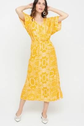 ALL IN FAVOR Kimono Bandana Dress