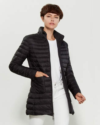 Intuition Paris Drelly Lightweight Reversible Packable Down Jacket