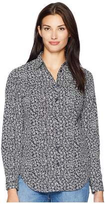Joules Lucie Printed Classic Fit Shirt Women's Clothing