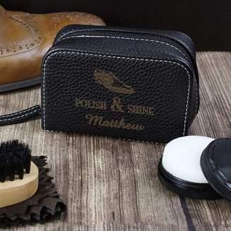 TheLittleBoysRoom Personalised Shoe Shine Kit