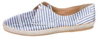 Tabitha Simmons Grosgrain Espadrille Sneakers