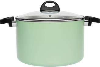 Berghoff Nonstick Covered Stock Pot - Green