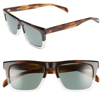 Salt Roy 54mm Polarized Sunglasses