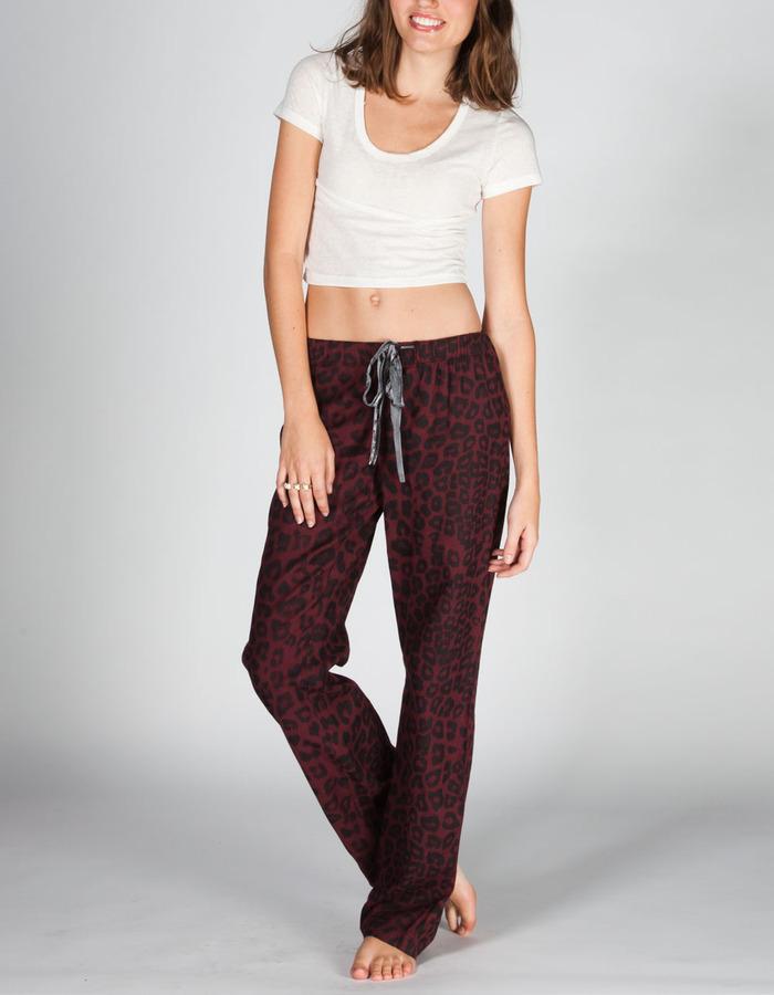 Fox Cordova Womens Pajama Pants