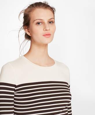 Brooks Brothers Striped Jersey Long-Sleeve T-Shirt