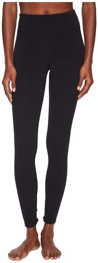 Kate Spade New York x Beyond Yoga - Back Bow Midi Leggings Women's Casual Pants