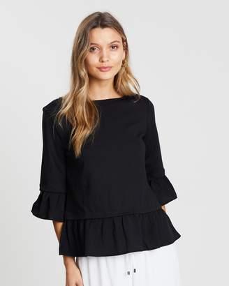 Vero Moda Tally 3/4 Sleeve Top