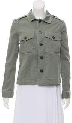 Marc by Marc Jacobs Lightweight Army Jacket