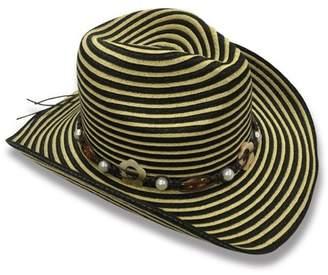 Access Headwear Old Stone Dora Ladies Cowboy Drifter Style Hat 762879f6a26