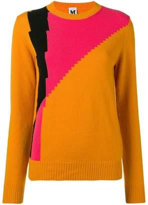 M Missoni graphic sweater