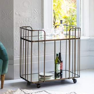 Co The Forest & Bronzed Venice Drinks Trolley