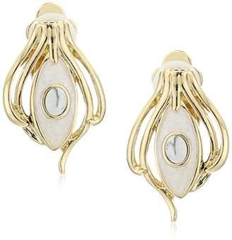 House Of Harlow Risha Clip-On Earrings